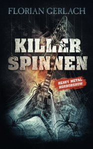 Killerspinnen eBook Cover